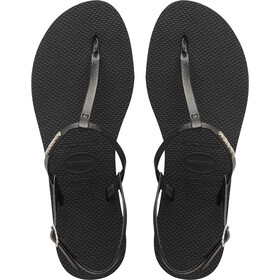 havaianas You Riviera Sandals Women Black